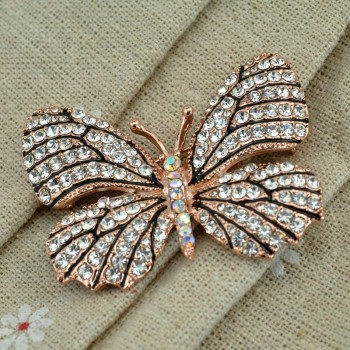 Brooch Diamante Crystal...