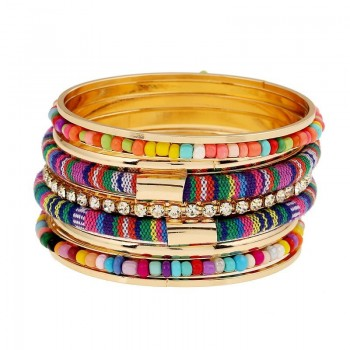 Multilayer Wrap Wristband...
