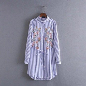 Women Embroidered Blouse...