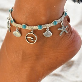 Sea Star Handmade Ankle...