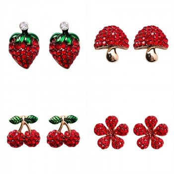 Summer Fruit Earrings...